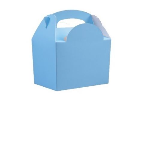 Baby / Light Blue Meal Party Box